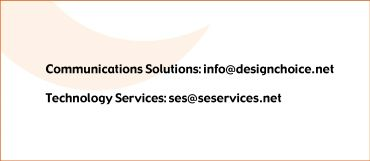 Welcome to Design Choice Communications!